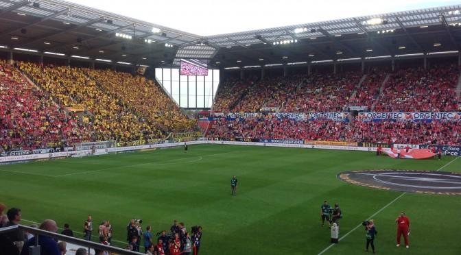 Arsenal ist nicht so Mainz
